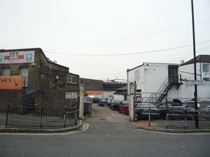 south london warehouses